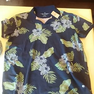 American Eagle Outfitters Shirts - American Eagle men's Hawaii shirt
